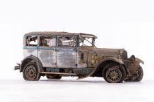 Delaunay Belleville Type VL8 limousine - ca 1932. Artcurial Motorcars, Rétromobile 2015, Vente N° 2651 (Collection Baillon) - Lot N° 23.