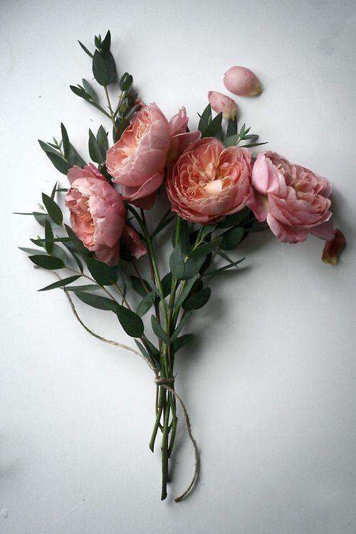 Handpicked blooms
