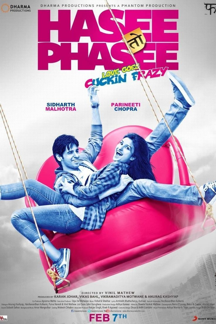 Hasee Toh Phasee (2014) FULL MOVIE. Click images to watch this movie