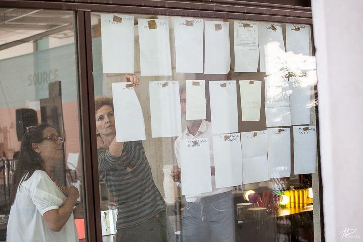 MakingTOOLS: progettare con il marmo -  workshop a cura di ZPSTUDIO, nell'ambito di Source-self made design, 16 settembre 2014, Firenze