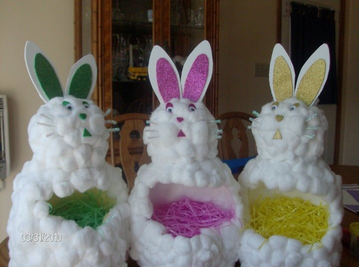 50 best milk jug images on pinterest crafts for kids milk jug my mom and i made these for the kids easter baskets one year this is negle Images