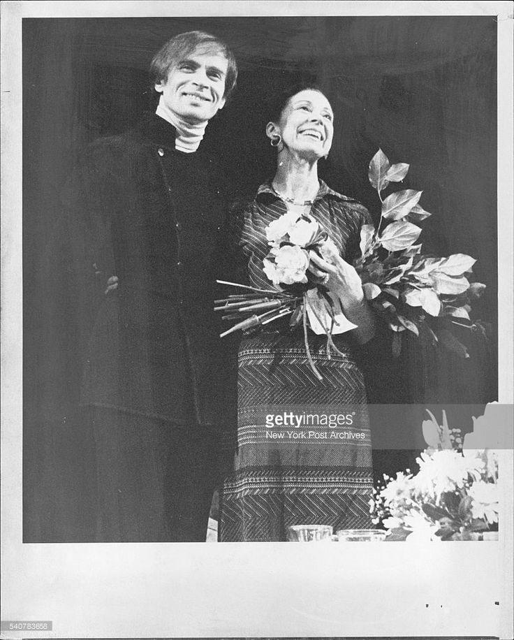 News Photo : Margot Fonteyn. March 07, 1977. (Photo by Vernon...