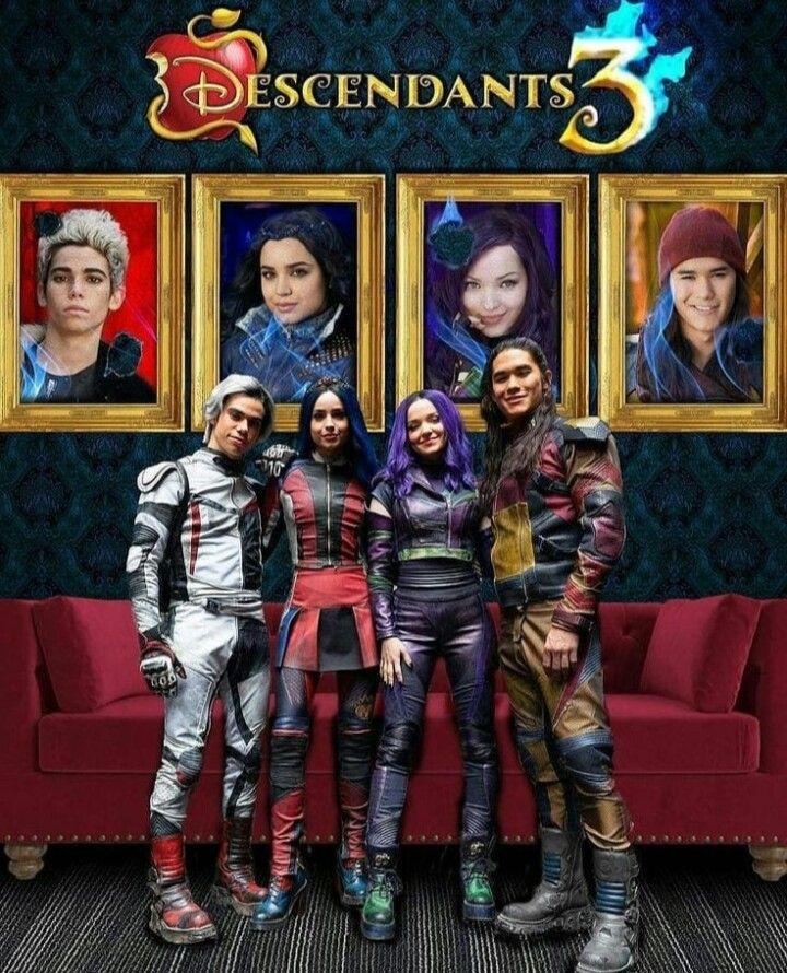 Descendants 3 | Descendants | Disney channel descendants