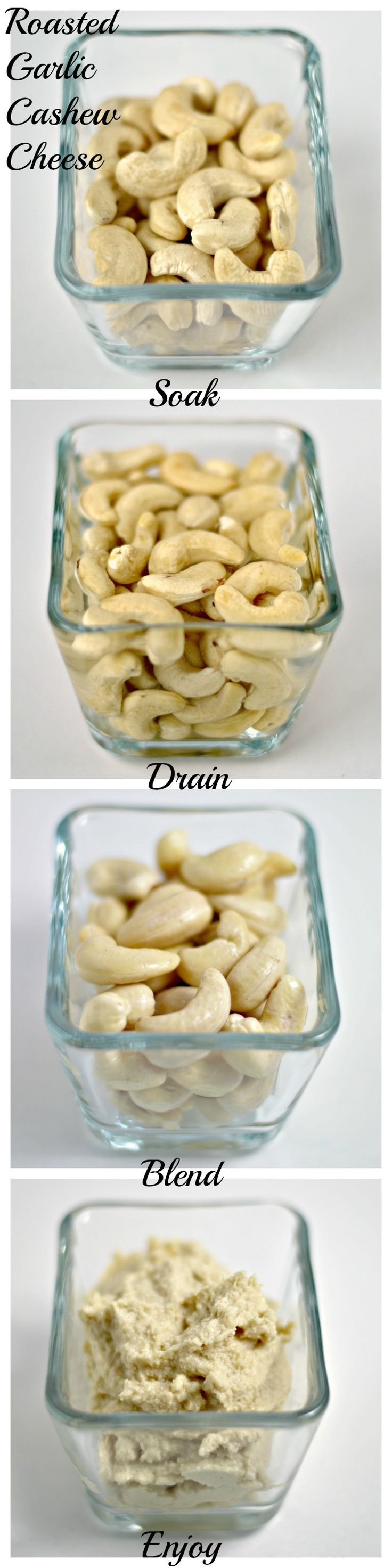 Snack Recipe: Cashew Cheese. This recipe is suitable for our paleo and vegan friends.