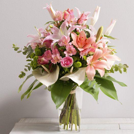 17 best images about fleurs et d corations mariage on pinterest pastel ros - Idee bouquet de fleur ...