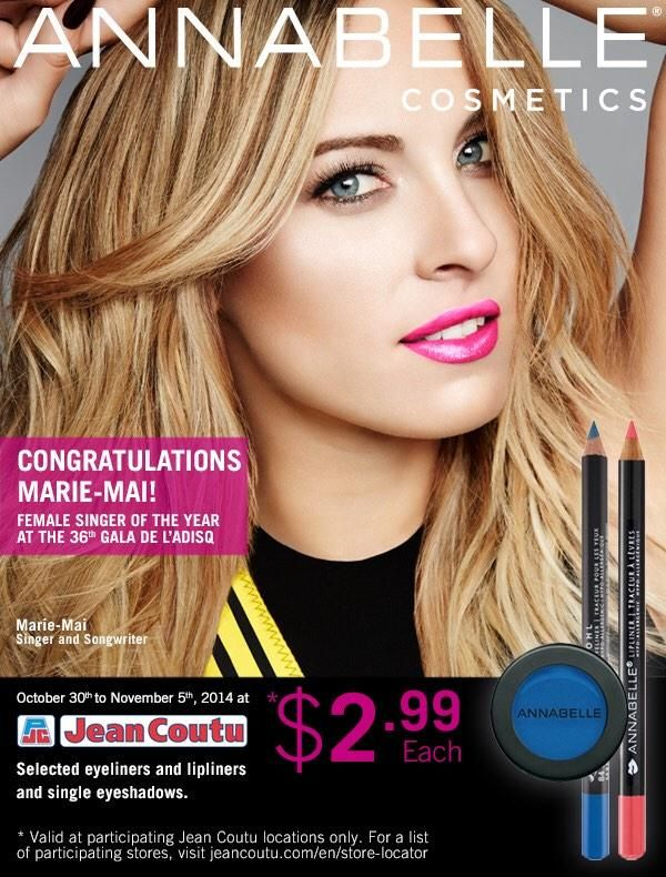 Until Nov. 5th, at Jean Coutu only. Hurry! #promo #eyeliner #makeup