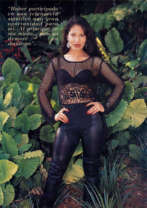 Selena Quintanilla uploaded by TejanoReina8