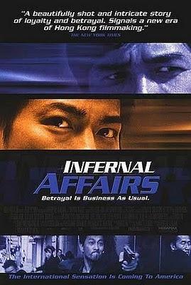 "infernal affairs 無間道 2002, the original ""departed"" #film #awesome"