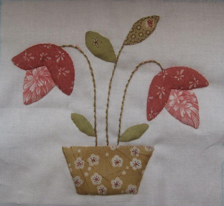 Stonefields quilt van Susan Smith gemaakt door  atelierprins.blogspot.nl