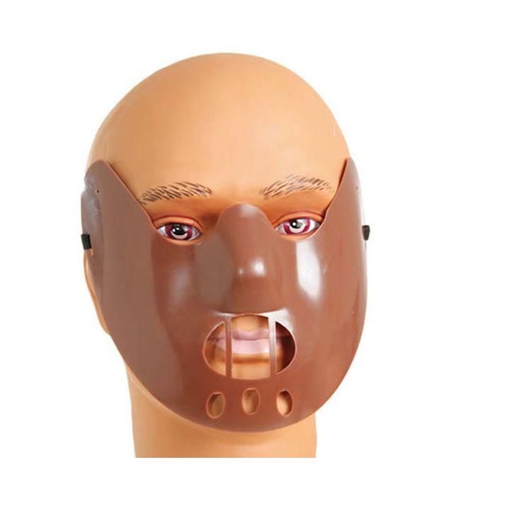 Máscara de Hannibal #mascaras #antifaces #carnaval
