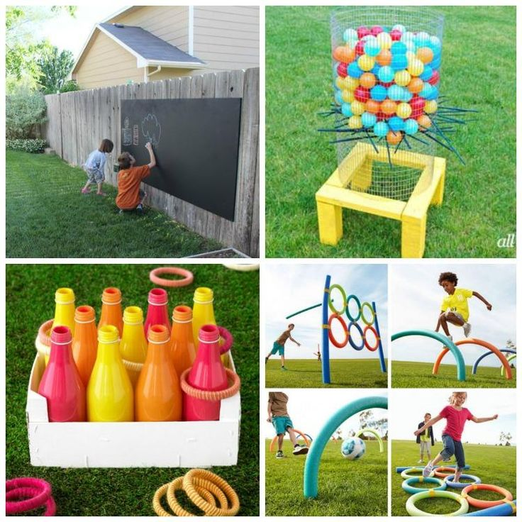 Theres Nothing Better Than A Summer Backyard Party With Friends These Games Are Sure To Make Your BBQ Success Full Of Fun Food