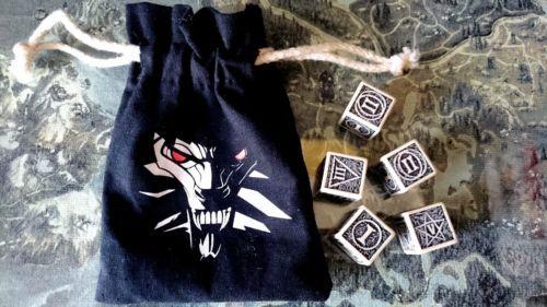 Witcher poker dice buy