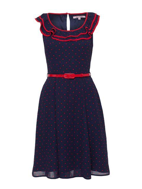 Mariela Spot Dress