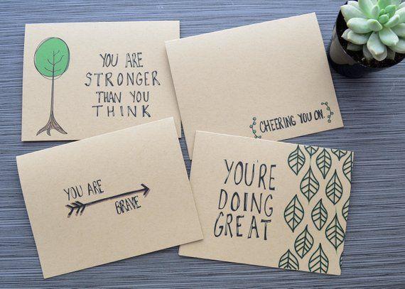 Inspirational Cards Affirmation Card Encouragement Note Card Set Inspirational Greeting Card Gender Neutral Encouragement Note Card Set In 2021 Inspirational Cards Encouragement Cards Encouragement Notes