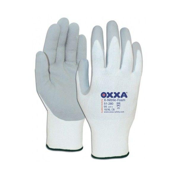 Czagiker Kft. - OXXA X-Nitrile-Foam munkavédelmi kesztyű