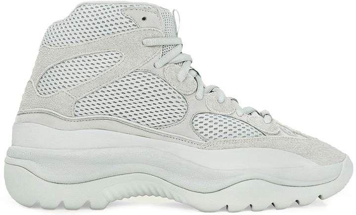 adidas Yeezy Desert Boot Salt в 2020 г. | Одежда