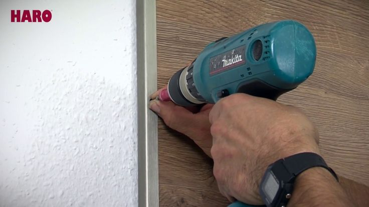 "Installation instructions for Laminate Flooring on the wall – ""Floor on ..."