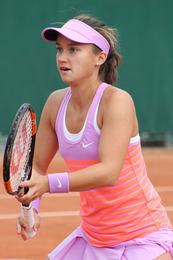 Unless you are a real tennis nut you might not know who Lauren Davis is but the 22 year old American pro tennis player is a rising star on ...