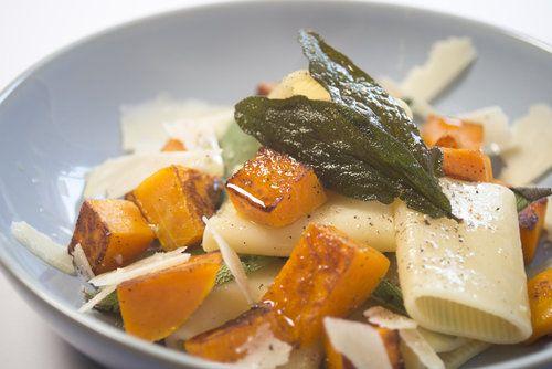 squash and sage pasta