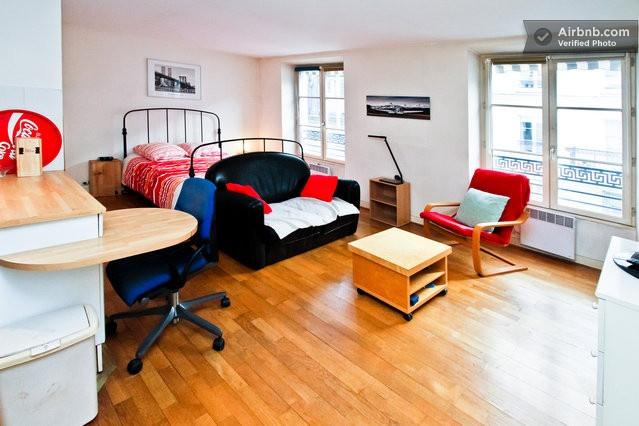 Nice apartment in central Paris in Paris