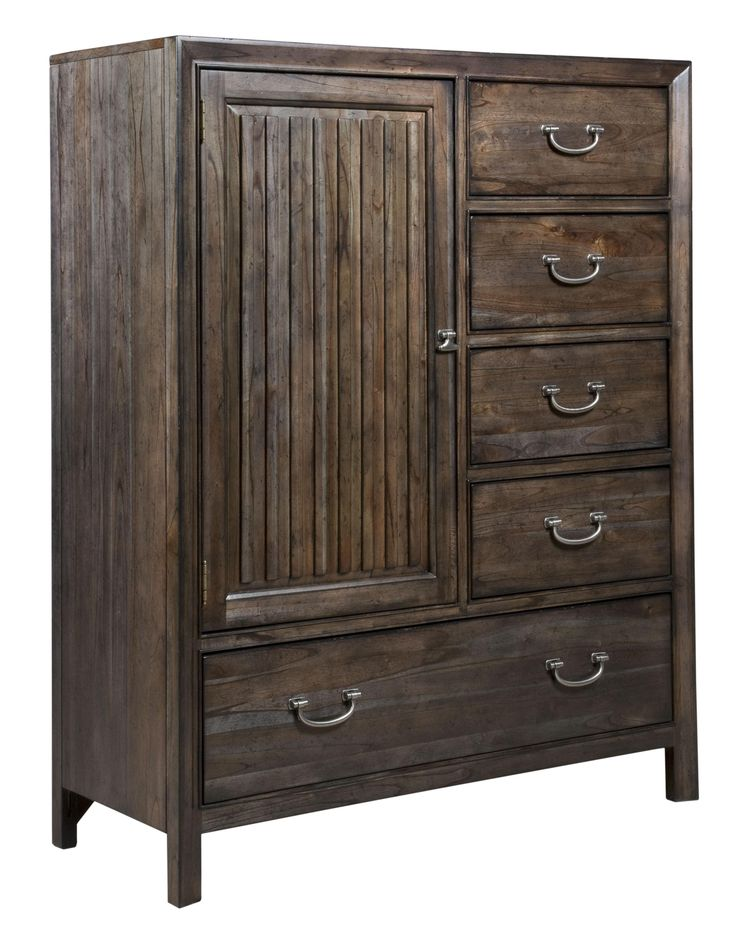 Montreat Contemporary Solid Wood Door Chest with Rustic Grooved Mouldings  by Kincaid Furniture. 63 best Furniture  Kincaid solid wood images on Pinterest