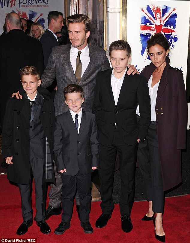 Could the Beckhams spend Xmas in The Half Moon pub in east London? #dailymail