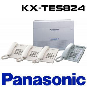Panasonic 824 PBX Dubai is IP enabled telephone system that offers the convergence of data and voice.
