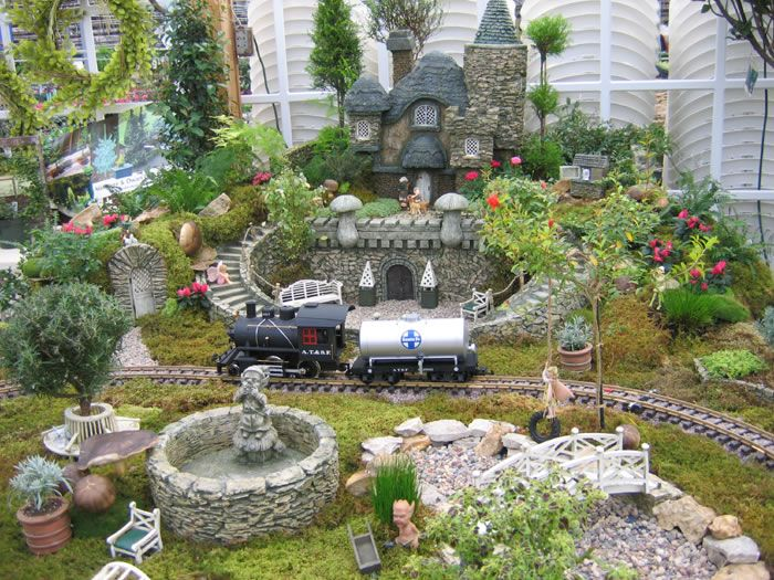 31 best images about outdoor train sets on pinterest gardens models and miniature. Black Bedroom Furniture Sets. Home Design Ideas