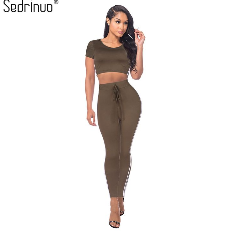 Sedrinuo Summer Casual Jumpsuit Romper 2 piece set Outfits Round Neck Hooded Bodycon Short Sleeve Sexy Jumpsuits Playsuit Wear