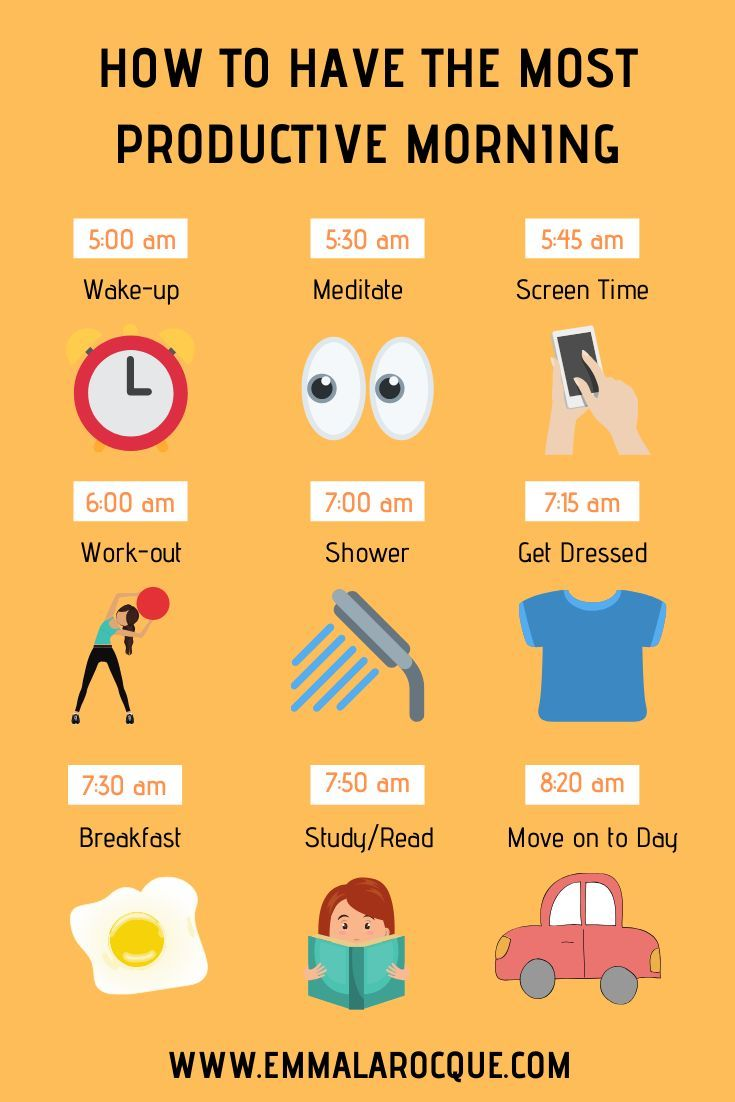 Self Care Ideas For Moms: 7 Ideas For Your College Morning Routine