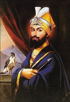 Guru Gobind Singh #2: Creator of Khalsa - Introducing many customs practiced today - Holy book successor.
