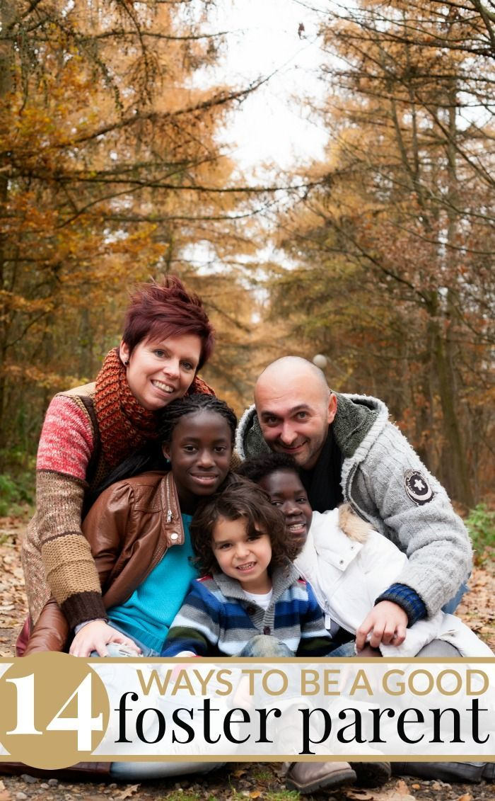 Here are 14 WAYS TO BE A GOOD FOSTER PARENT from full-fledged foster parents!