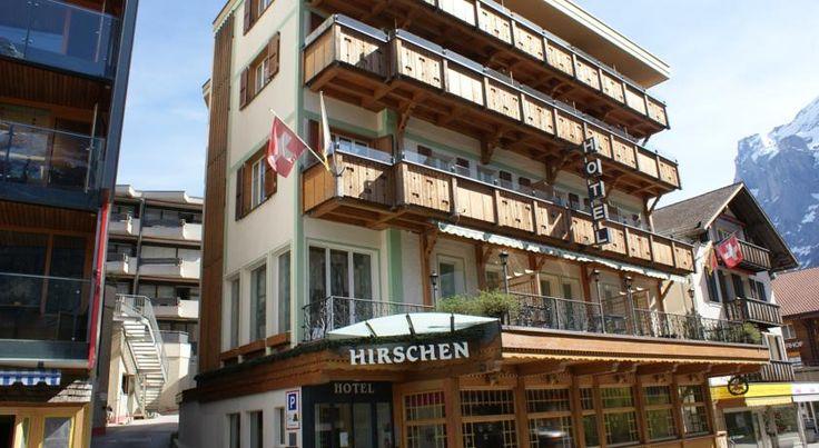 Hotel Hirschen - Grindelwald,
