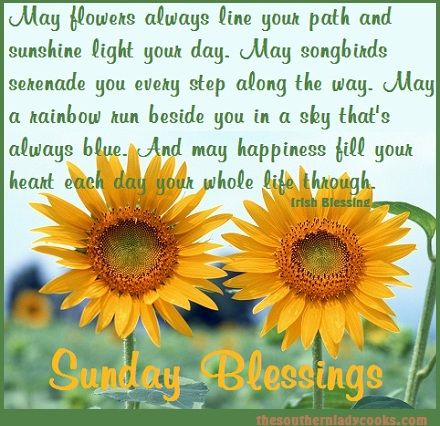 """Sunday Blessing - """"Love and kindness are never wasted. They always make a difference. They bless the one who receives them, and they bless you, the giver.""""  ~~Barbara De Angelis"""