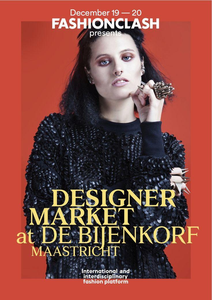 FASHIONCLASH Designer Market @ de Bijenkorf