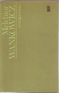 galeria kongo: Tworzywo, Melchior Wańkowicz