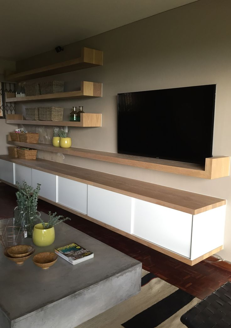 Custom TV Unit