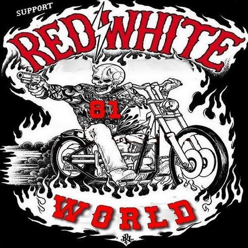red and white support - Google zoeken