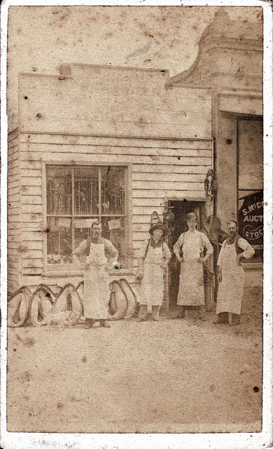 Tack Shop 1888, shepperton, victoria