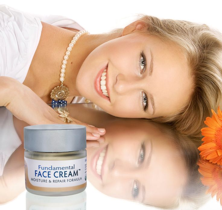 Fundamental Face Cream - Natural Face Cream - Moisture and Repair Formula! #stockingstuffer #holiday #giftidea EarthTurns.com