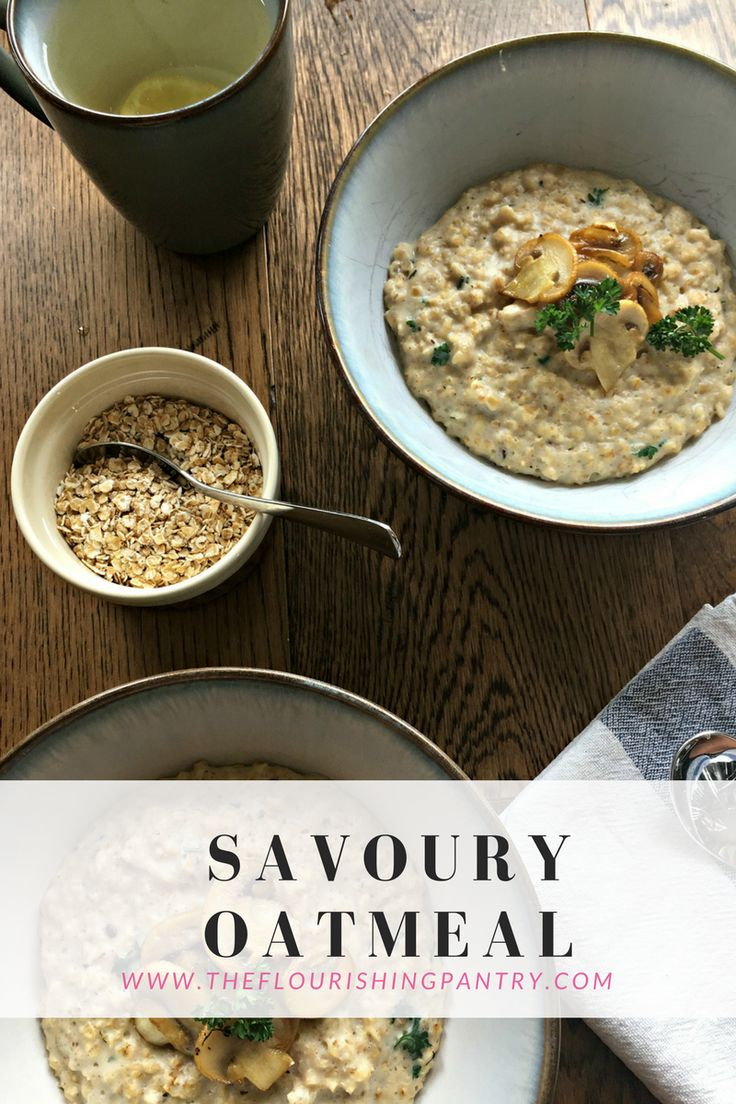 I've kept this version pretty generic for you to try out the topping combinations you want. That's why I've tagged this recipe as Gluten Free, Vegetarian, Vegan and Low FODMAP Friendly - you could totally make your porridge with bacon or avocado or tomatoes or... anything you want to suit your diet.