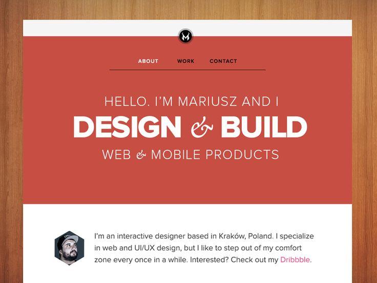 Simplifying the portfolio by Mariusz Ciesla