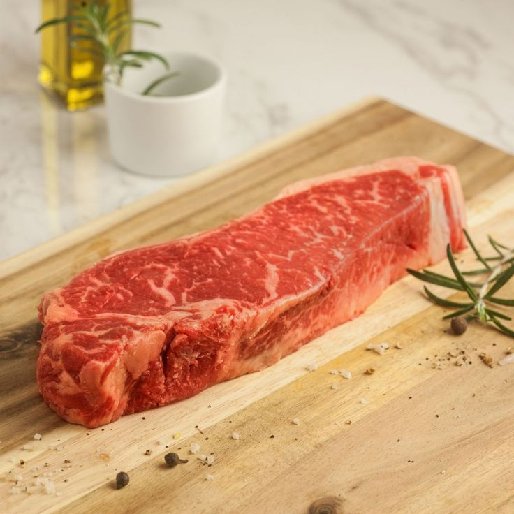 New York Steak Center Cut 14oz USDA Prime