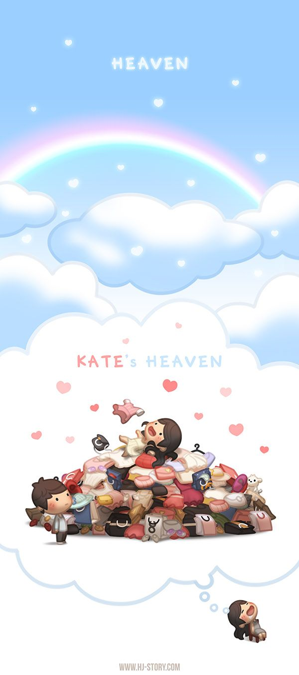 There's heaven (that most think of)…. and there's Kate's heaven