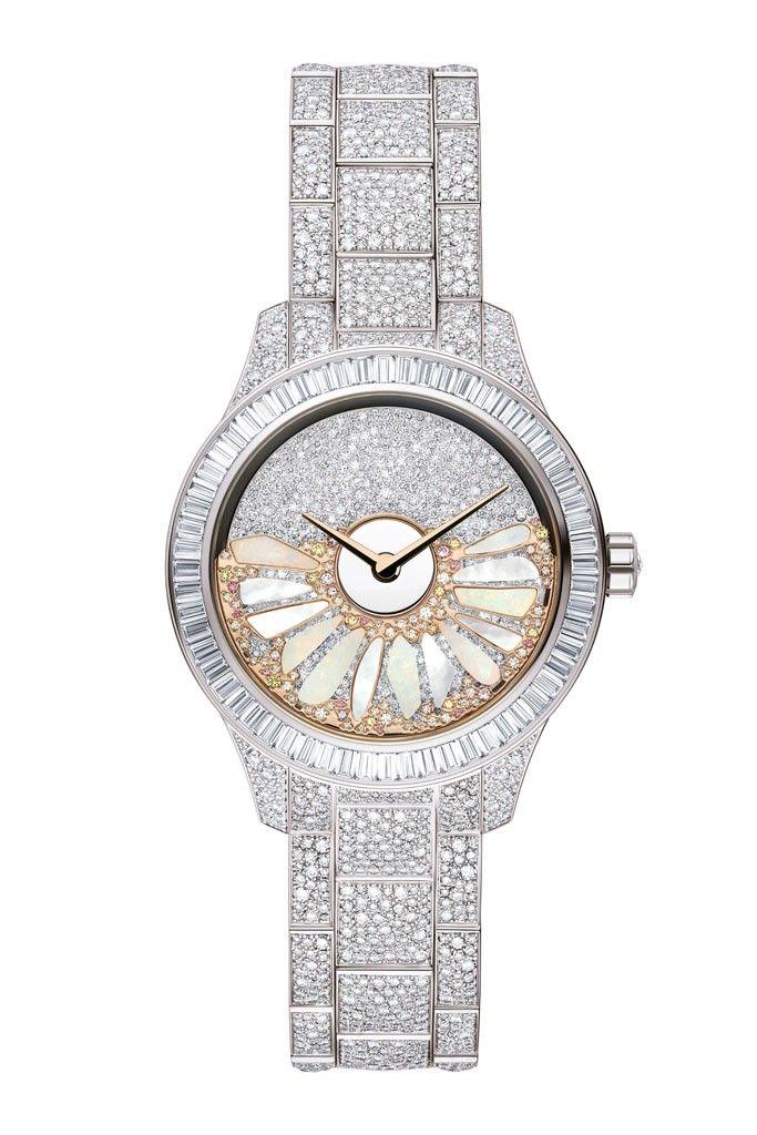 Dior VIII Grand Bal Reine des Neiges [Courtesy Photo]