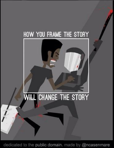 This is why the media is so powerful, and why net neutrality is so important |via Zach Green #Ferguson