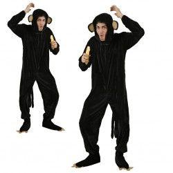 Disfraz de Mono adulto. En mercadisfraces.es disponemos del mayor stock en disfraces de animales para tus fiestas de Carnaval, fiestas temáticas, representaciones teatrales o para cualquier evento divertido como despedidas de soltero/a.