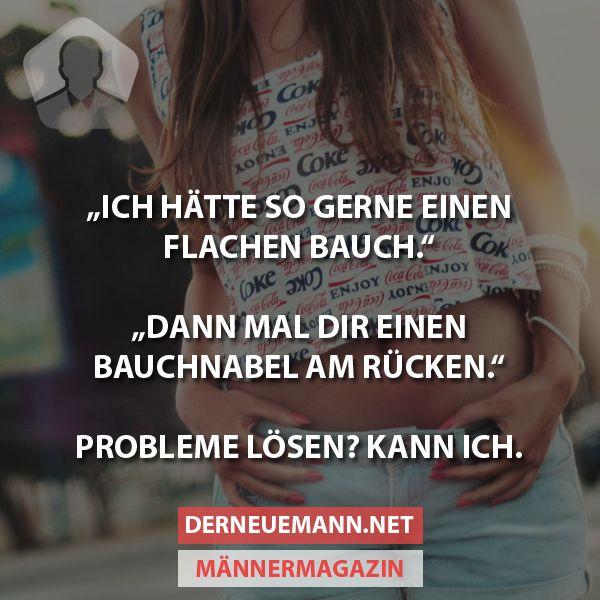 flacher Bauch #derneuemann #humor #lustig #spaß