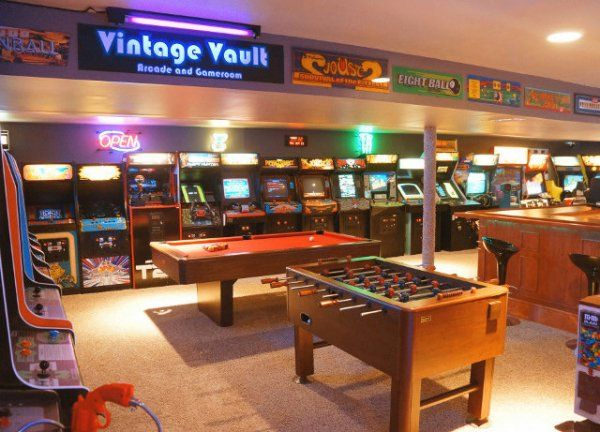 167 best decorate the game room images on pinterest