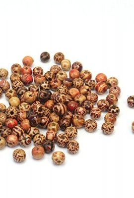 100-Pcs-10mm-Fashion-Mixed-Eye-catching-Wood-Round-Beads-for-Jewelry-Making-DIY-0
